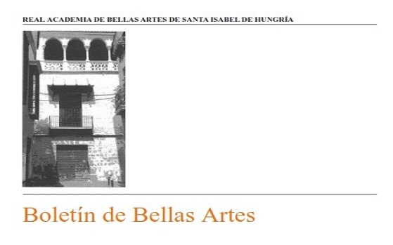 Nueva publicación disponible: Boletín de Bellas Artes, 2ª Época, nº XLVII, 2019