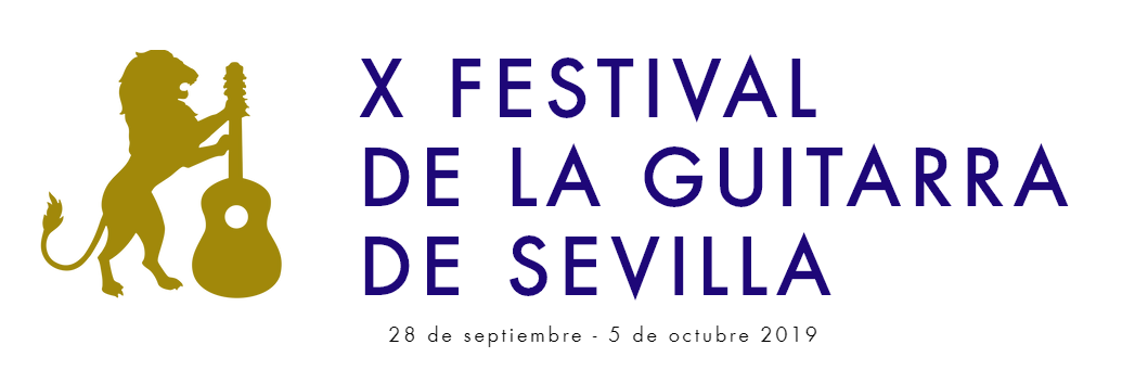 Acto de Apertura del X Festival de la Guitarra de Sevilla:  martes, 24 de septiembre, a las 7.30 de la tarde.