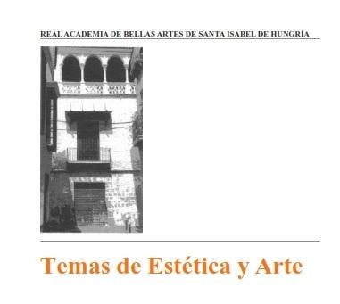 Temas de Estética y Arte XXIX disponible