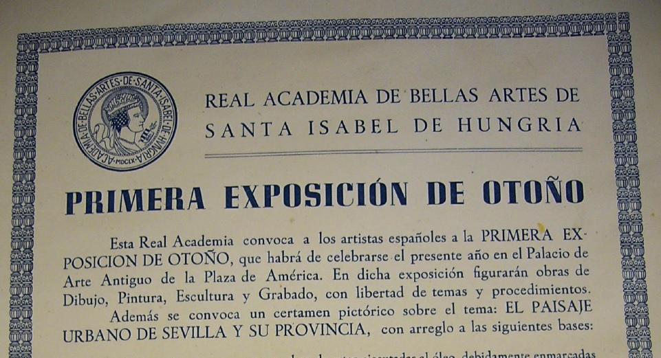 NUEVOS CATÁLOGOS DISPONIBLES: EXPOSICIONES DE OTOÑO CLÁSICAS